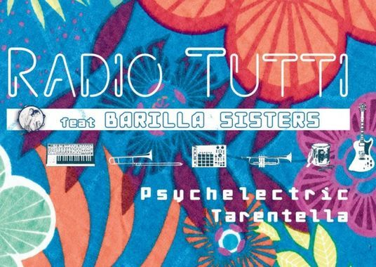 Psychelectric tarentalla / Radio Tutti  