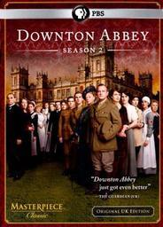 Downton Abbey - Saison 2. 2 / David Evans, réal. | Evans, David. Metteur en scène ou réalisateur