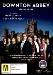 Downton Abbey - Saison 3. 3 / David Evans, réal. | Evans, David. Metteur en scène ou réalisateur