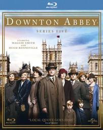 Downton Abbey - Saison 5. 5 / David Evans, réal. | Evans, David. Metteur en scène ou réalisateur
