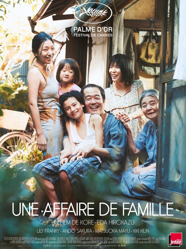 Affaire de famille (Une) / Hirokazu Koreeda, réal. |