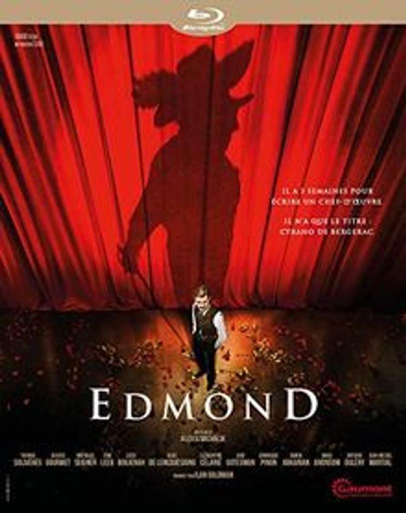 Edmond / Alexis Michalik, réal. | Michalik, Alexis. Metteur en scène ou réalisateur. Scénariste