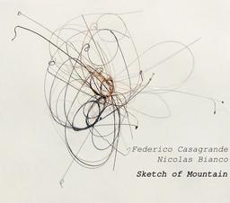 Sketch of mountain / Federico Casagrande guitare électrique) | Casagrande, Federico