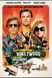 Once upon a time... in Hollywood / Quentin Tarantino, réal. |