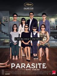 Parasite / Joon-ho Bong, réal.   Bong, Joon-ho (1969-....). Metteur en scène ou réalisateur. Scénariste