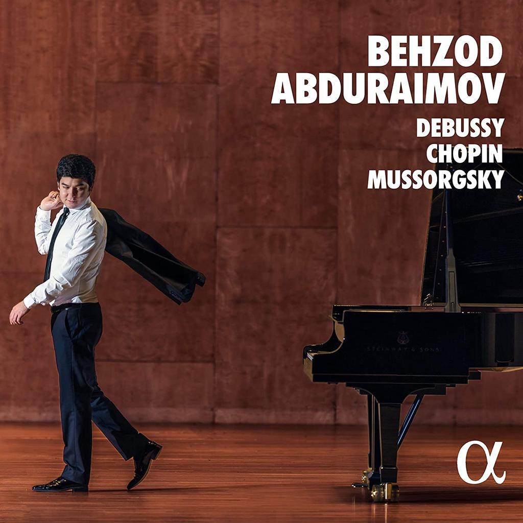 Debussy, Chopin, Mussorgsky / Behzod Abduraimov (piano) |