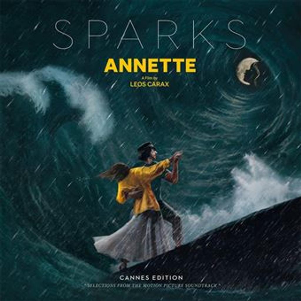 Annette : Cannes edition : extraits de la bande originale de film / compositeur, Sparks   Sparks