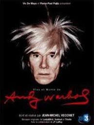 Vies et morts de Andy Warhol / Jean-Michel Vecchiet   Vecchiet, Jean-Michel. Metteur en scène ou réalisateur