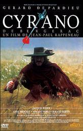 Cyrano / Jean-Paul Rappeneau, réal., adapt   Rappeneau, Jean-Paul. Metteur en scène ou réalisateur