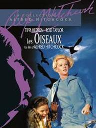 Les Oiseaux / Alfred Hitchcock   Hitchcock, Alfred (1899-1980). Metteur en scène ou réalisateur