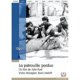 La Patrouille perdue / John ford | Ford, John. Metteur en scène ou réalisateur