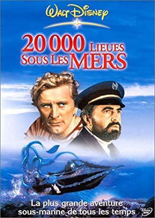 Vingt mille lieues sous les mers / Richard Fleischer | Fleischer, Richard. Metteur en scène ou réalisateur