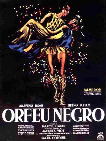 Orfeu negro / Marcel Camus | Camus, Marcel. Metteur en scène ou réalisateur