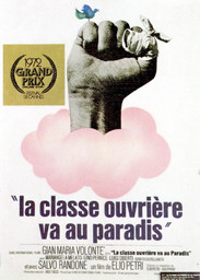 La Classe ouvrière va au paradis / Elio Petri, réal. | Petri, Elio. Metteur en scène ou réalisateur