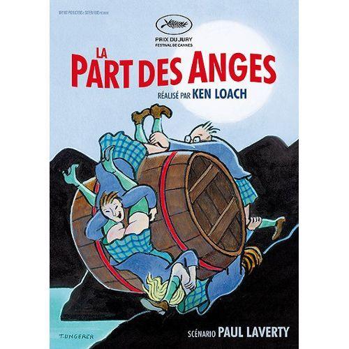 La Part des anges = The Angel's Share / Ken Loach, réal. | Loach, Ken. Metteur en scène ou réalisateur