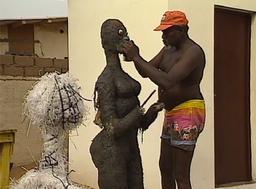 Ousmane Sow, sculpteur d'Afrique / Yolande Josèphe | Josèphe, Yolande. Metteur en scène ou réalisateur
