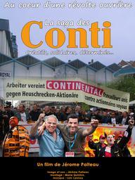 Les Conti / Jérôme Palteau, réal. | Palteau, Jérôme. Metteur en scène ou réalisateur