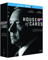 House of cards / Beau Willimon | Willimon, beau. Auteur