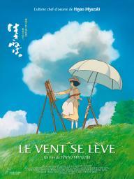 Le vent se lève / réalisé par Hayao Miyazaki | Miyazaki, Hayao (1941-....). Metteur en scène ou réalisateur