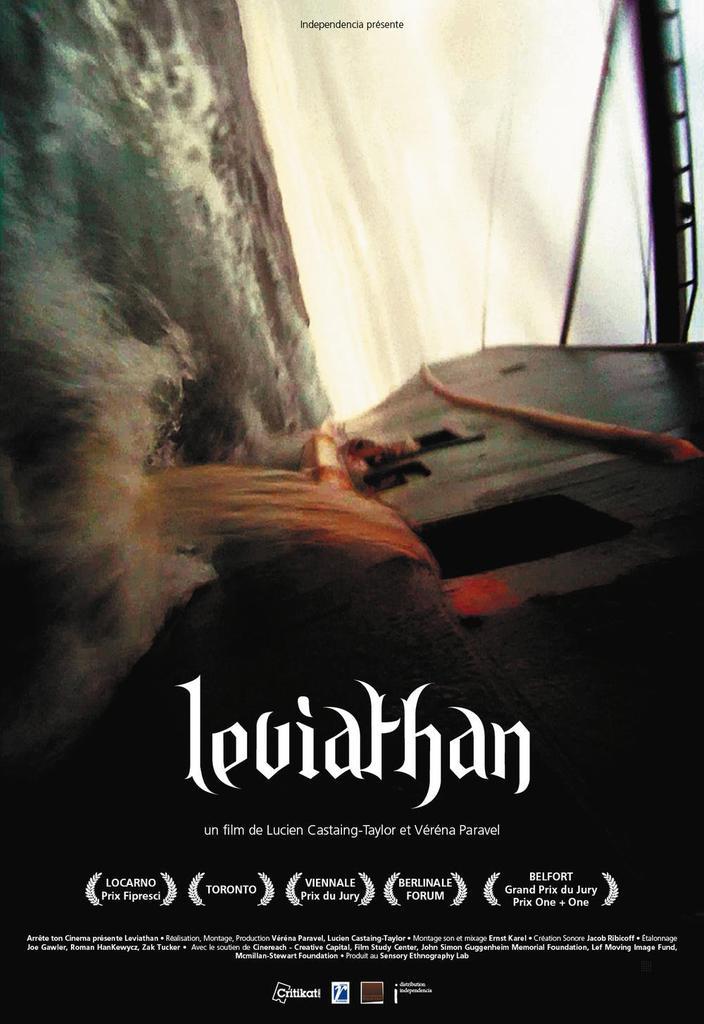 Léviathan / Lucien Castang-Taylor | Castaing-Taylor, Lucien. Metteur en scène ou réalisateur