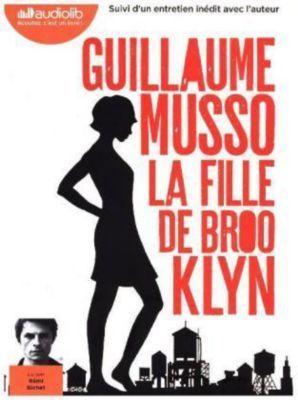 La fille de Brooklyn / Guillaume Musso, aut.  
