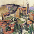 La Provence selon Paul Cézanne  