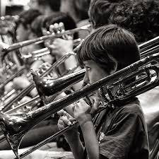 Orchestres à l'école Chateau Pitty : voyage à Saint-Brieuc |